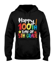 5TH GRADE 100 DAYS Hooded Sweatshirt thumbnail