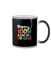 5TH GRADE 100 DAYS Color Changing Mug thumbnail