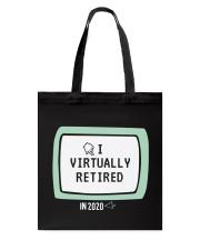 RETIRED 2020 Tote Bag thumbnail