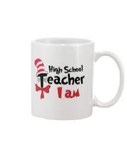 HIGH SCHOOL TEACHER I AM Mug thumbnail