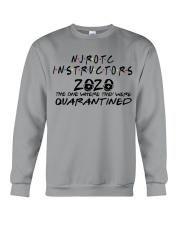 NJROTC INSTRUCTORS Crewneck Sweatshirt thumbnail