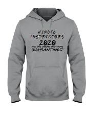 NJROTC INSTRUCTORS Hooded Sweatshirt thumbnail