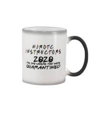 NJROTC INSTRUCTORS Color Changing Mug thumbnail