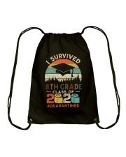 8TH GRADE Drawstring Bag thumbnail