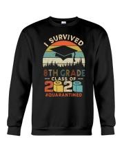 8TH GRADE Crewneck Sweatshirt thumbnail