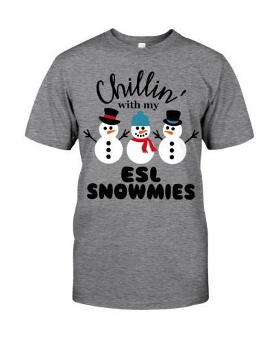 ESL SNOWMIES