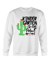 KINDERGARTEN IS ON POINT Crewneck Sweatshirt thumbnail