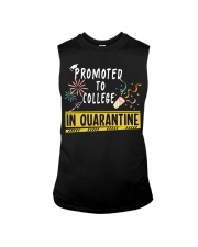PROMOTED TO COLLEGE Sleeveless Tee thumbnail