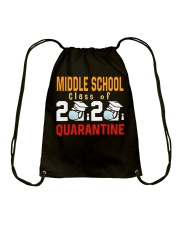 MIDDLE SCHOOL CLASS OF 2020 Drawstring Bag thumbnail