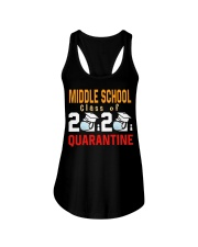 MIDDLE SCHOOL CLASS OF 2020 Ladies Flowy Tank thumbnail