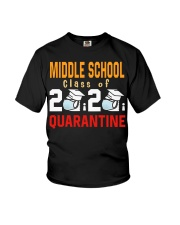 MIDDLE SCHOOL CLASS OF 2020 Youth T-Shirt front