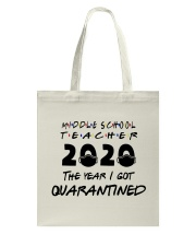 MIDDLE SCHOOL Tote Bag thumbnail