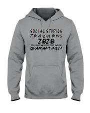 SOCIAL STUDIES Hooded Sweatshirt thumbnail
