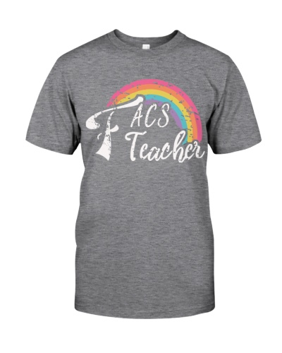 FACS TEACHER RAINBOW