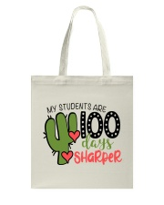 MY STUDENTS ARE 100 DAYS SHARPER Tote Bag thumbnail