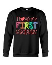 1ST GRADERS - I LOVE YOU Crewneck Sweatshirt thumbnail