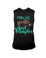 SCHOOL COUNSELOR Sleeveless Tee thumbnail