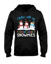 SECOND GRADE SNOWMIES Hooded Sweatshirt thumbnail