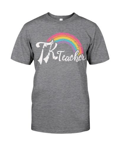 TK TEACHER RAINBOW