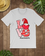LUNCH LADY LIFE Classic T-Shirt lifestyle-mens-crewneck-front-18