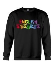 ENGLISH TEACHER DESIGN Crewneck Sweatshirt thumbnail