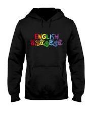 ENGLISH TEACHER DESIGN Hooded Sweatshirt thumbnail
