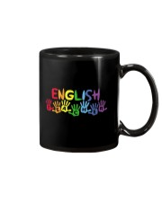 ENGLISH TEACHER DESIGN Mug thumbnail