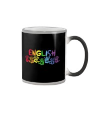 ENGLISH TEACHER DESIGN Color Changing Mug thumbnail
