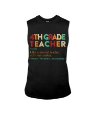4TH GRADE TEACHER Sleeveless Tee thumbnail