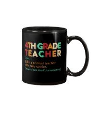 4TH GRADE TEACHER Mug thumbnail