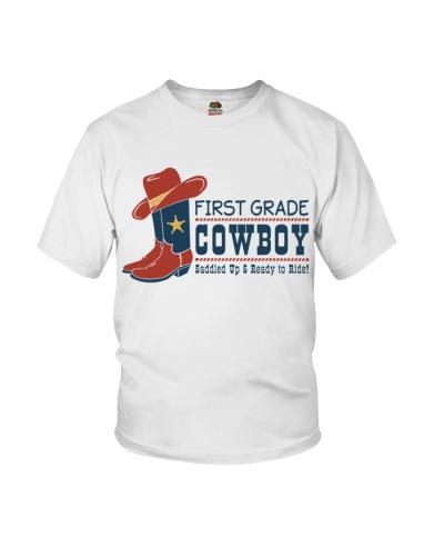 COWBOY 1ST GRADE