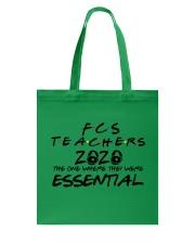 FCS TEACHERS Tote Bag thumbnail