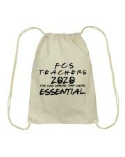 FCS TEACHERS Drawstring Bag thumbnail