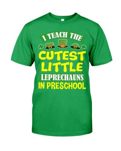 PRESCHOOL LEPRECHAUNS