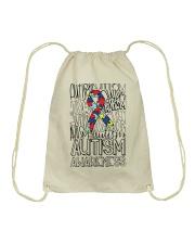 AUTISM AWARENESS Drawstring Bag thumbnail