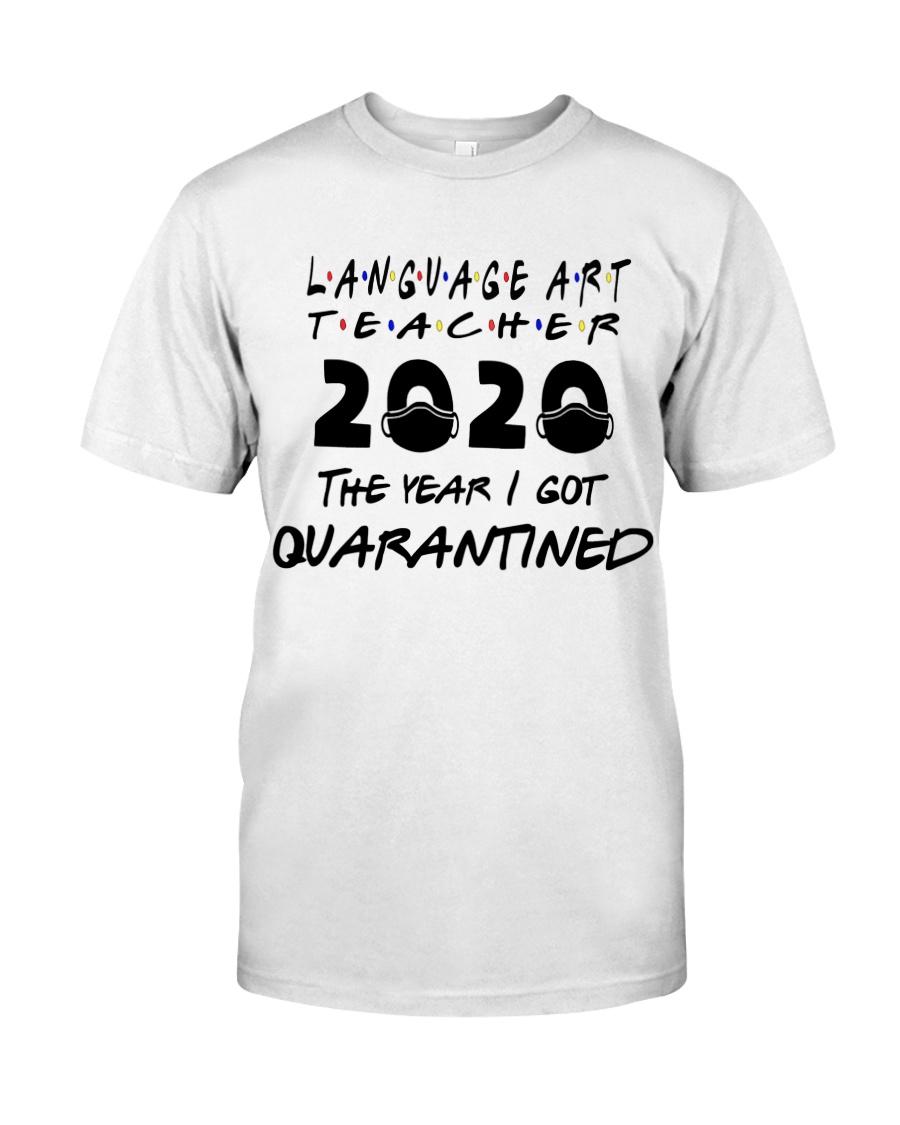 LANGUAGE ART Classic T-Shirt