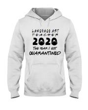 LANGUAGE ART Hooded Sweatshirt thumbnail