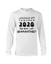 LANGUAGE ART Long Sleeve Tee thumbnail