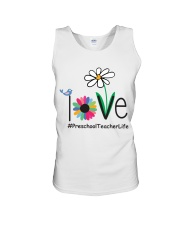 PRESCHOOL TEACHER LIFE Unisex Tank thumbnail