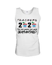 TEACHERS Unisex Tank thumbnail