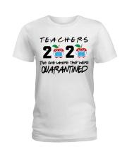 TEACHERS Ladies T-Shirt thumbnail