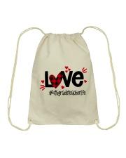 4TH GRADE LIFE Drawstring Bag thumbnail