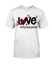 4TH GRADE LIFE Classic T-Shirt front