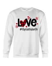 4TH GRADE LIFE Crewneck Sweatshirt thumbnail