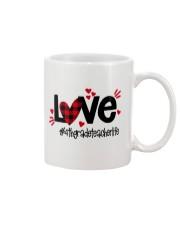 4TH GRADE LIFE Mug thumbnail