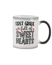 1ST GRADE HEART Color Changing Mug thumbnail
