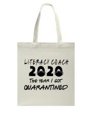 LITERACY COACH Tote Bag thumbnail