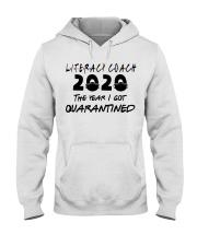 LITERACY COACH Hooded Sweatshirt thumbnail
