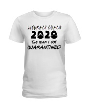 LITERACY COACH Ladies T-Shirt thumbnail