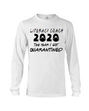 LITERACY COACH Long Sleeve Tee thumbnail